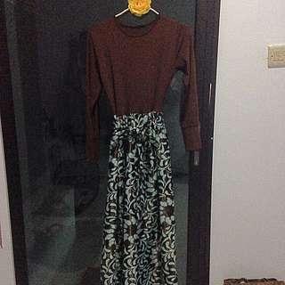 Long Dress Velvet