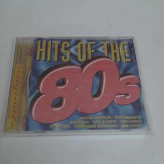 #easter40 Hits Of The 80s Cd