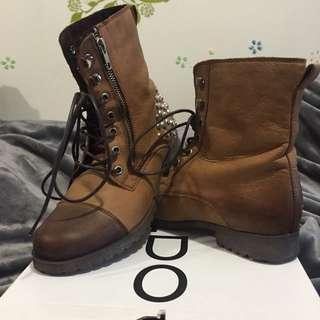 Aldo Combat boots Alodia