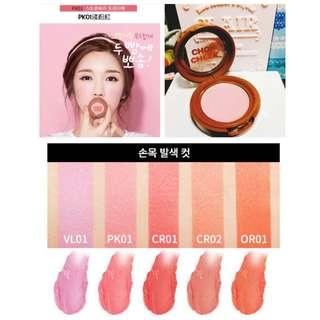 韓國 Apieu 曲奇奶油腮紅膏 2.3g