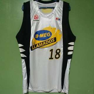 ***SALE***Authentic BMEG James Yap Jersey