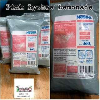 Nestle Pink Lemonade Dispenser Pack