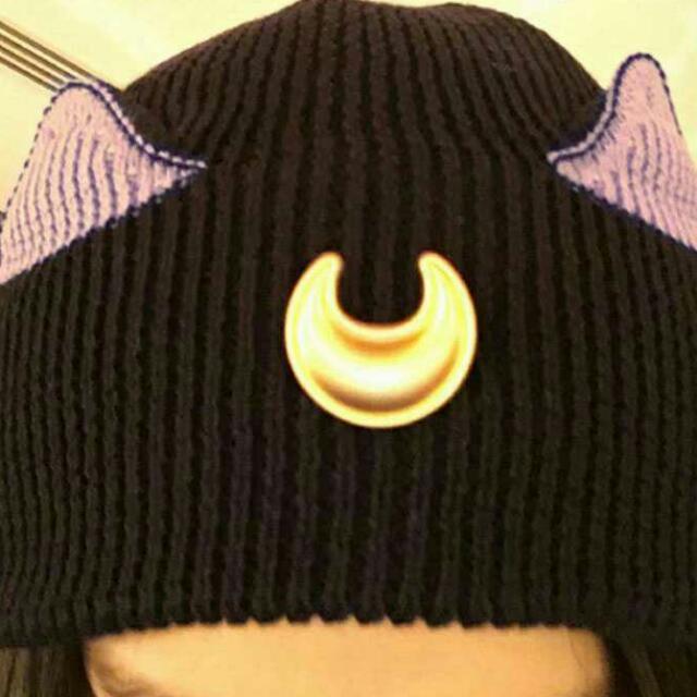 🎀美少女戰士造型毛帽