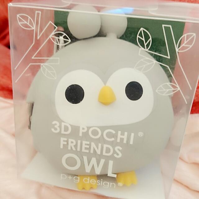 日本帶回 <p+g design> 貓頭鷹零錢包