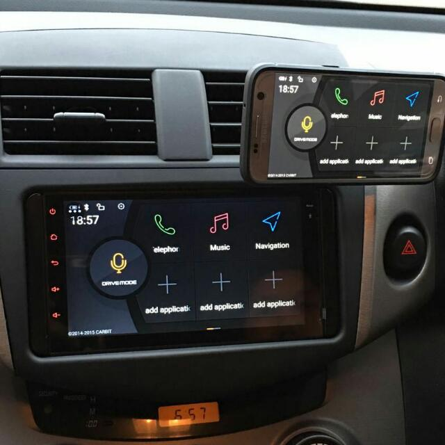 ATC Android In Car Player headunit (Demo) updated April 2017