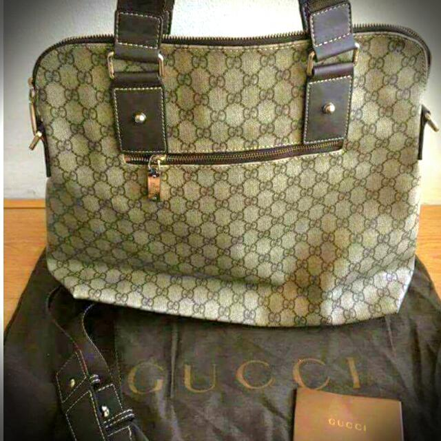 Authentic GUCCI Bag From Japan Auction