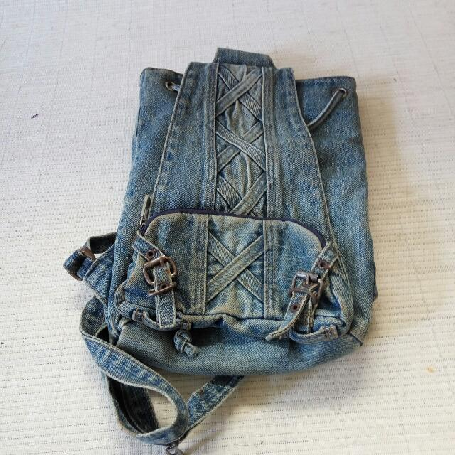 Backpack Jeans