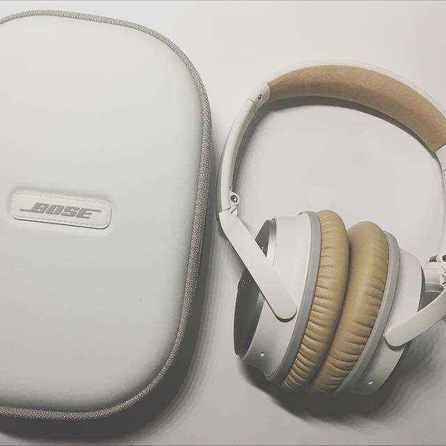 Bose Headphone Quiet Comfort