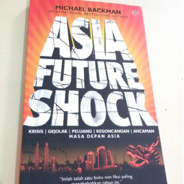 """buku bisnis """"Asia Future Shock"""""""