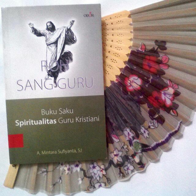 Buku Spiritualitas: Roh Sang Guru