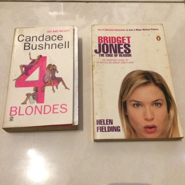 Candace Bushnell's Books