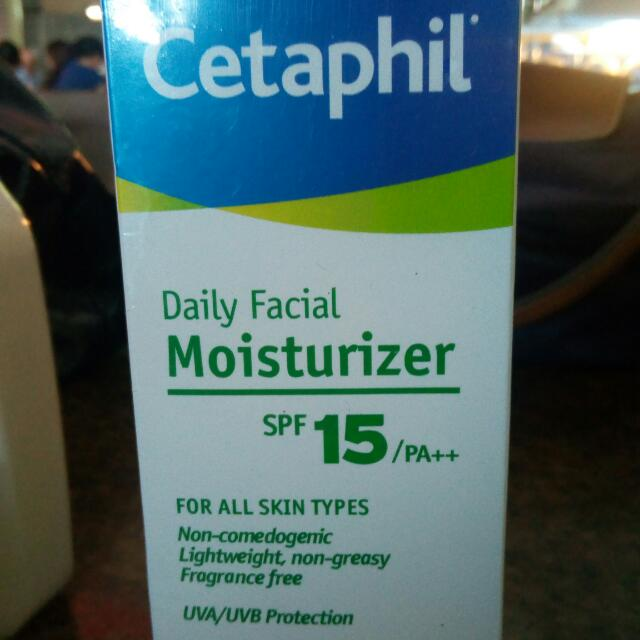 Cetaphil Daily Facial Moisturizer 250ml