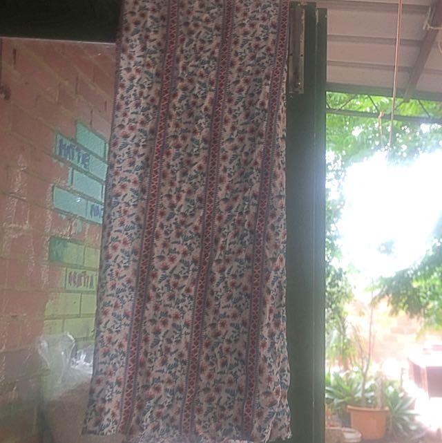 Cotton On Medium Maxi Floral Skirt