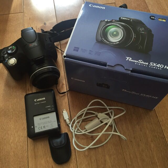!!NEW PRICE!! Canon Powershot SX40 HS