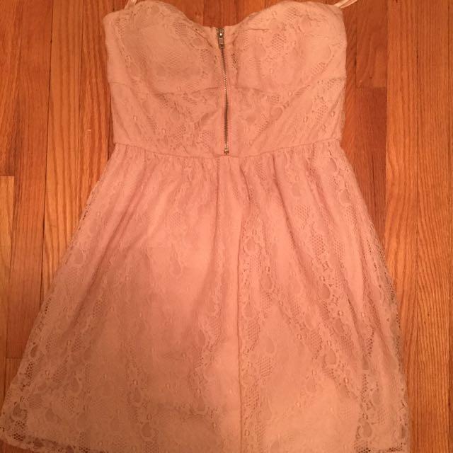 Pretty Pink Dress NWOT