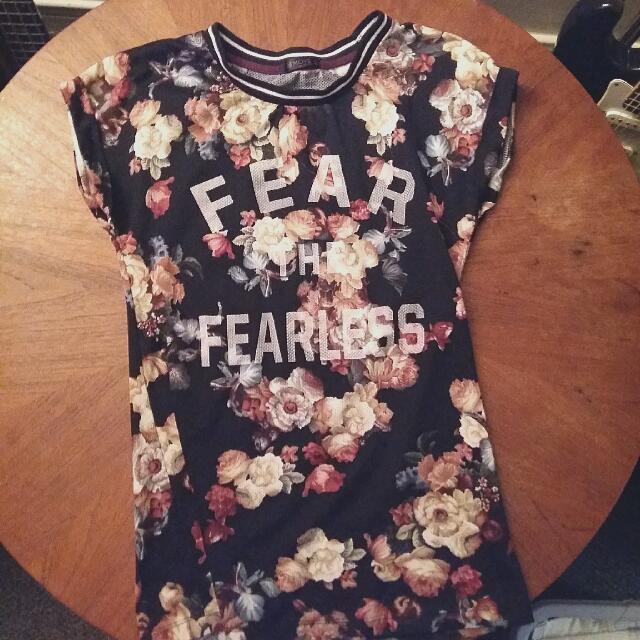 Floral Ardene Tshirt