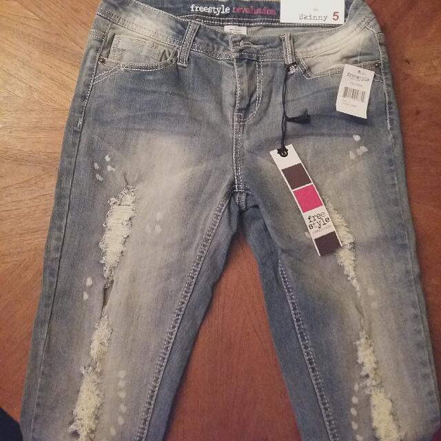 Freestyle Revolution Jeans Unworn