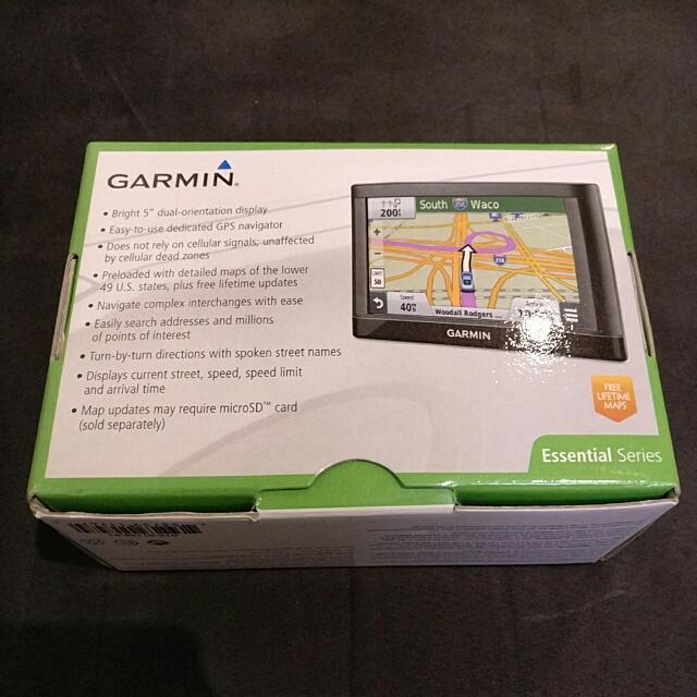 Garmin GPS LM 55