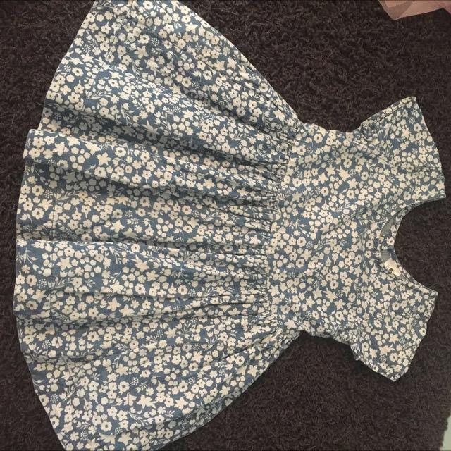Girls Summer Dress Size 2