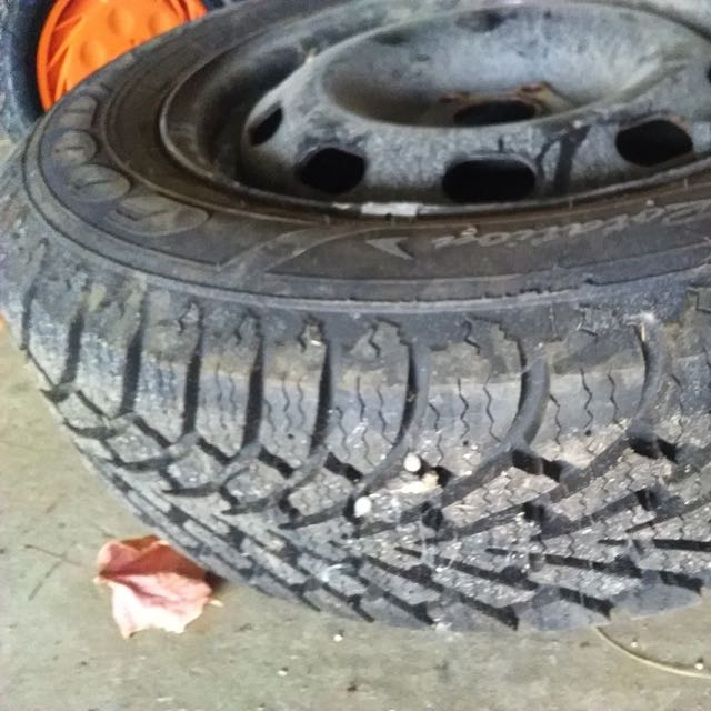 Goodyear 195/65/r15 Winter Tires