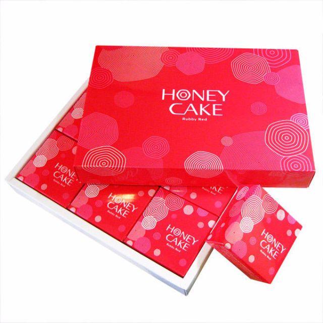 資生堂Honey Cake潤紅蜂蜜香皂禮盒