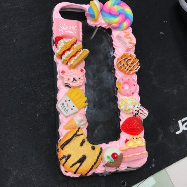 全新i7(4.7)超萌甜點手機殼