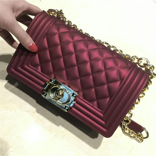 64a02449d9ce PO: JELLY TOY BOY BAGS; I AM NOT CHANEL., Bulletin Board, Preorders ...