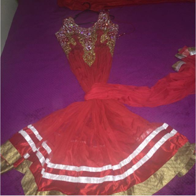 Indian Dress (S-M)