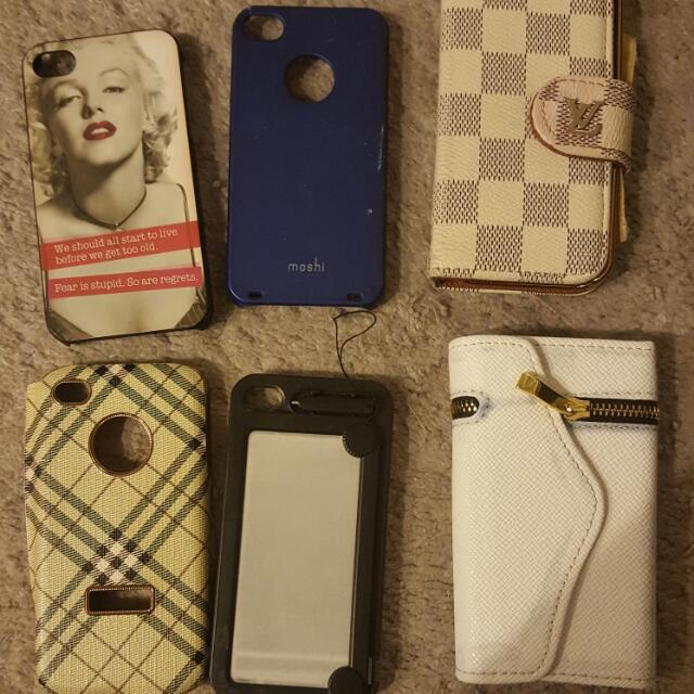 IPhone 4/4S Cases for sale!
