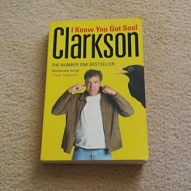 Jeremy Clarkson Books