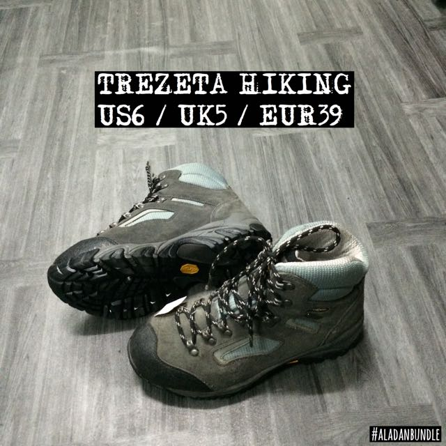 b47f1c5a00c Kasut Bundle Trezeta Hiking Boots