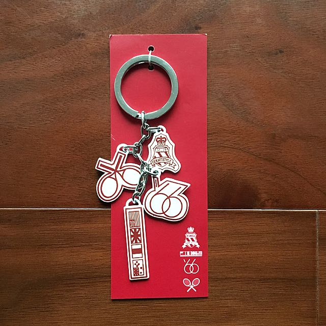 K-SWISS鑰匙圈