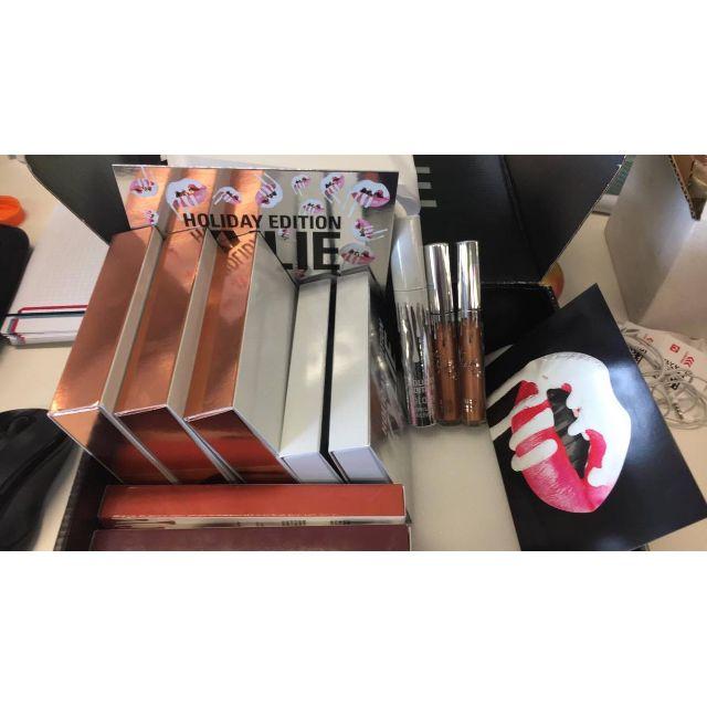 Kylie Cosmetics - Holiday Edition - Koko Kollection - Lip Kits