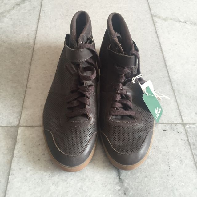 Lacoste Shoes Sz 42