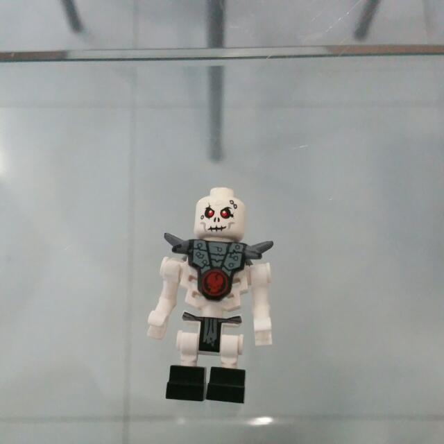 Lego Ninjago Skeleton Minifigure, Toys & Games, Bricks & Figurines ...