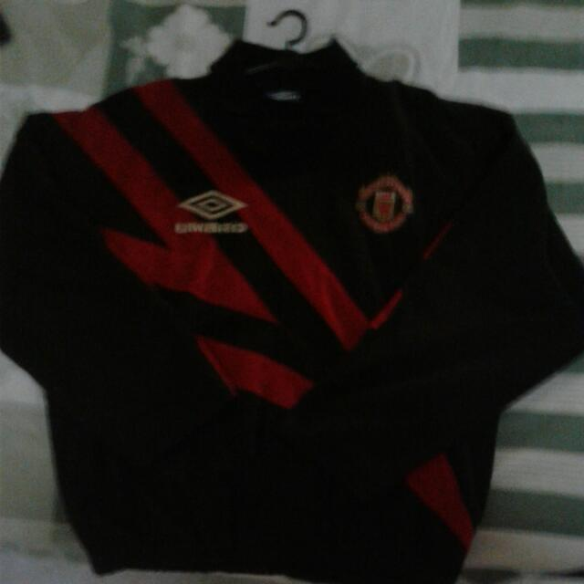 factory authentic ef714 69588 Manchester United Football Training Top 1994 Vintage Worn By ...