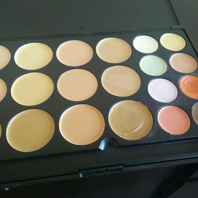 Morphe Concealer Palette