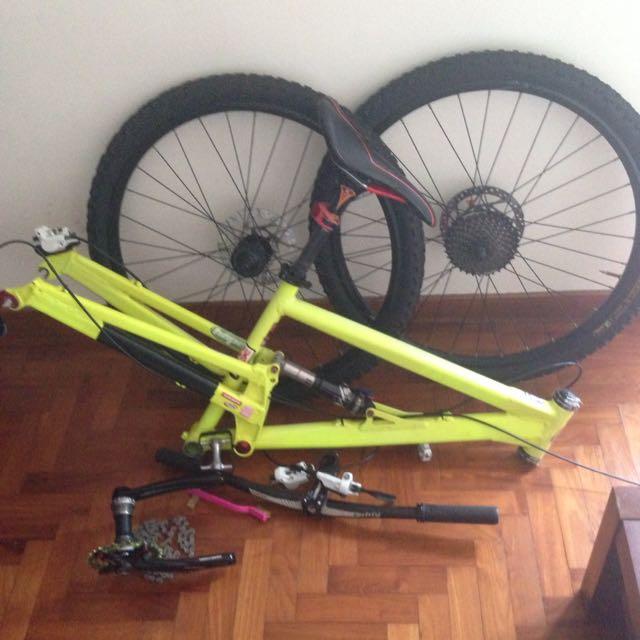 MTB parts For Sale