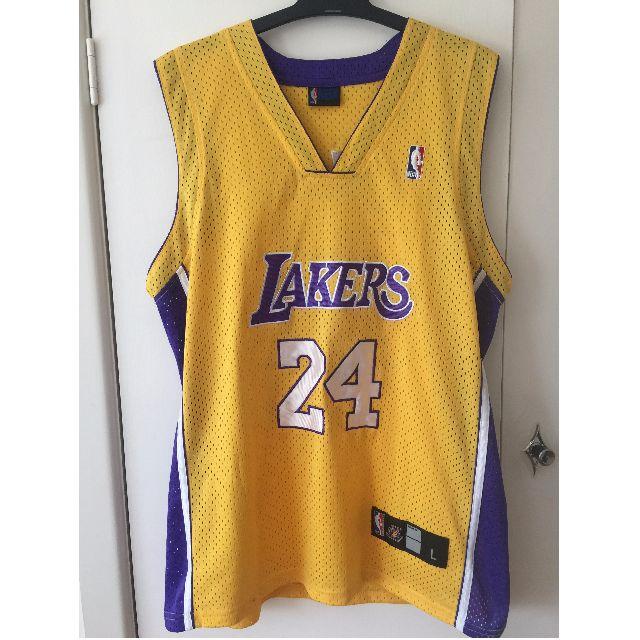 NBA La Lakers Replica Jersey (Large)