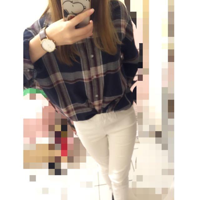 NET白褲