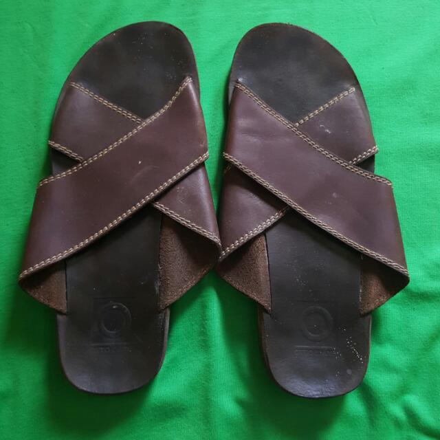 Otto Leather Sandals