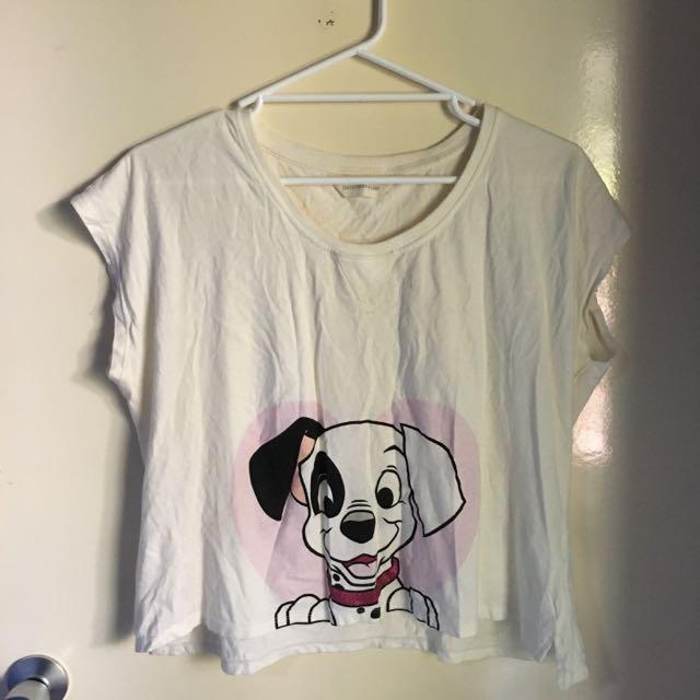Peter Alexander 101 Dalmatians Lucky Top Size M