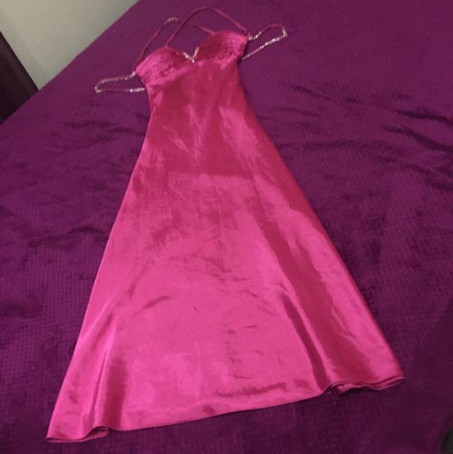 Pink Dress Size Small