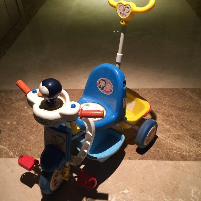 puku 兒童三輪車