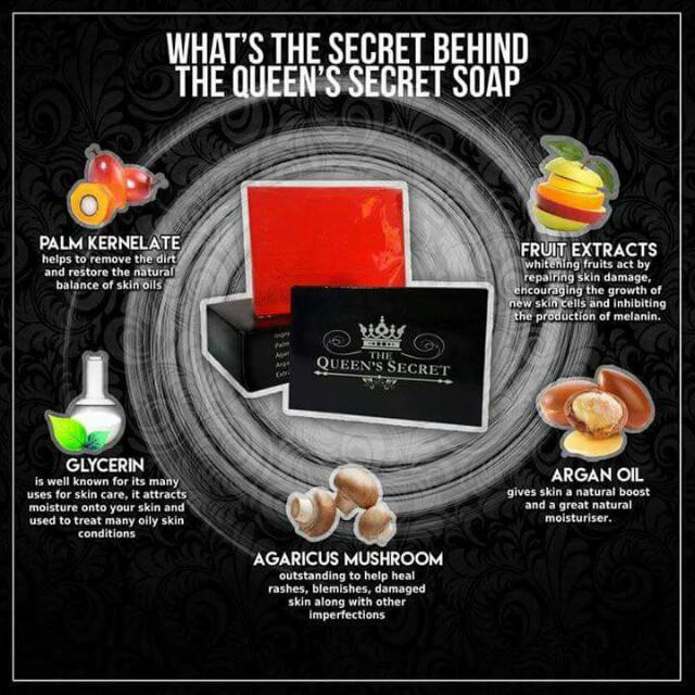QUEEN's SECRET SOAP