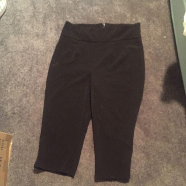 Rockabilly Capri Pants