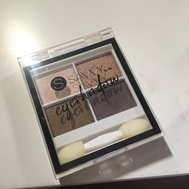 Savvy Eyeshadow $3