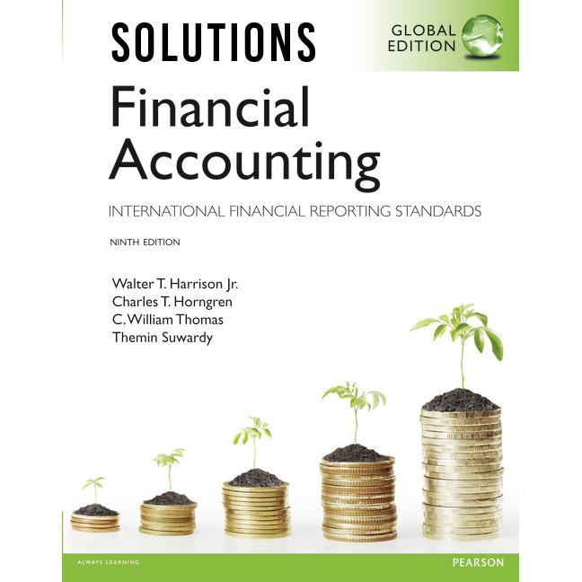 financial accounting harrison 9th edition answer key