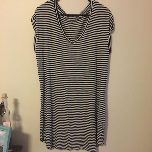 Sports girl T Shirt Dress