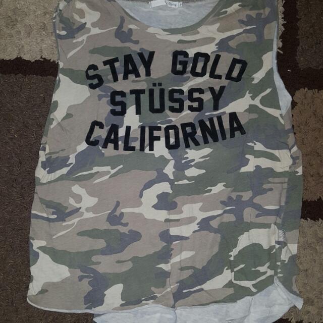 Stussy Tank Top